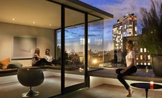 Steven Harris Architects LLP - Horatio Street