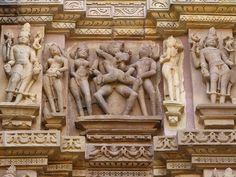 This temple in Madhya Pradesh.