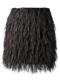 Shop Lanvin feather skirt in Forty Five Ten from the world's best independent boutiques at farfetch.com. Over 1000 designers from 60 boutiques in one website.