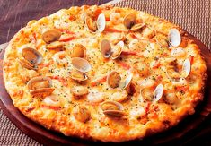 10 crazy pizzas fromJapan