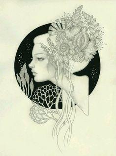 Audrey Kawasaki - I would get just the shells and ribbon