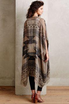 Desert Etched Kimono - #anthrofave