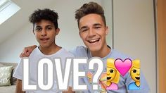 Trying Foreign Languages  | Ayman & Lucas - YouTube