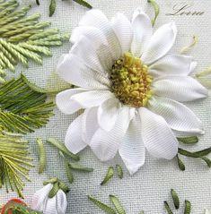 karla hartzog - ribbon embroidery