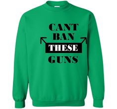 Can't Ban These Guns Men's Funny T-Shirt
