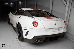 Ferrari GTO 599 [Explored] #29 & Front Page by Tareq Abuhajjaj | Photography & Design, via Flickr