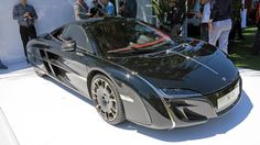 McLaren X-1 custom supercar makes its first, and only, public appearance | Motoramic - Yahoo! Autos