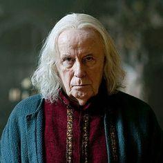 Merlin. Richard Wilson as Gaius.