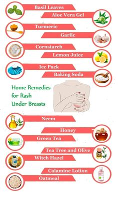 Most of the Women after 40 years cause rash under breast. It is seasonal allergies and most women feel embarrassed in public. Read the list of home remedies for rash under breast! Home Remedies For Rashes, Health Remedies, Heat Rash Treatment, Body Rash, Itchy Rash, Healthy Skin Tips, Seasonal Allergies