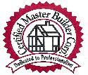 Couto Homes is a Certified Master Builder