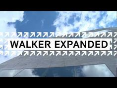 This is Walker Expanded, a graphic identity that functions as a typeface but instead of bold and italic fonts is grouped into related words, or vocabularies, and repeating patterns; it sets lines of words and textures that, like a roll of tape, can be applied to virtually anything—from printed matter and Web sites to merchandise or even architecture.