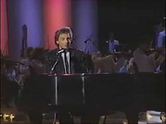 """Barry Manilow Performs """"America The Beautiful/One Voice"""" - July 4, 1986 - Whitney Houston, John Denver & more join in this Re-dedication of the Statue of Liberty."""