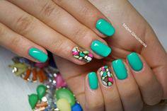 Маникюр №76 - самые красивые фото дизайна ногтей. Идеи рисунков на ногтях на любой вкус. Будь самой привлекательной!