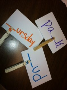 Clothespin Articulation - -  Pinned by @PediaStaff – Please Visit http://ht.ly/63sNt for all our pediatric therapy pins