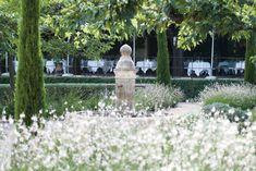 Terrasse La Cabro d'Or #Baumanière #Alpilles #LesBaux