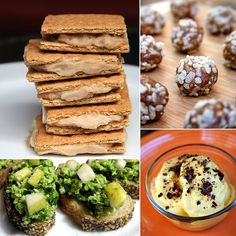 30 Days of 150-Calorie Homemade Snacks There's so much more to snacking than cheese and crackers! Here are 30 different mouth-watering, hunger-curbing snacks to enjoy every day of the month — all at 150 calories or less.