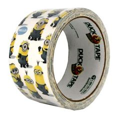 Despicable Me 2 Duck Tape