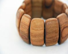 handmade wooden bracelet - Google Search