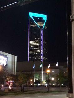 Charlotte Hornets power tower!!!!!