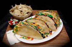 Tacos Cake