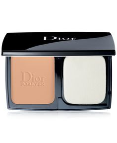 Buy Medium Beige 030 Dior Diorskin Forever Extreme Compact Foundation from our Makeup range at John Lewis & Partners. Sephora France, Mascara, Compact Foundation, Dior Foundation, Dior Forever, Refined Oil, Talc, Matte Powder, Minimize Pores