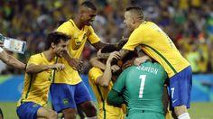 Brasil vence Alemanha nos pênaltis e conquista o tão sonhado ouro no futebol