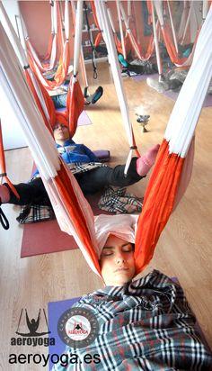 Yoga Aereo Terapeutico