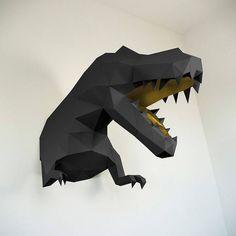 #escultura #papel #geometria #esculturas #geométricas #animais #designer