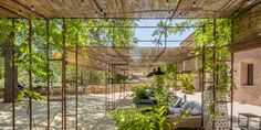 Architectural Digest, Desert Environment, Villa, Corner Garden, Natural Park, Garden Pictures, Contemporary Landscape, Mountain Landscape, Landscape Architecture