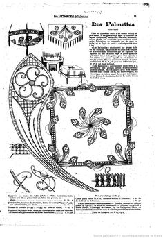 Hardanger Embroidery, Embroidery Stitches, Embroidery Patterns, Hand Embroidery, Art Textile, Ribbon Art, Art Deco Design, Historical Costume, Sewing Techniques