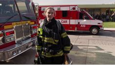 Addison Greys Anatomy, Medical Series, Female Firefighter, Firefighters, Women