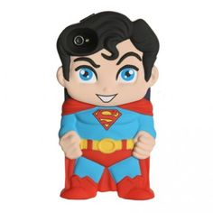 Superman Chara Cover Phone Case iPhone 4/4s