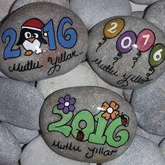 """30 Likes, 1 Comments - filiz demir eski foça /İZMİR (@filizkozlandemir) on Instagram: """"Yeni yıl magnetleri hazır """""""