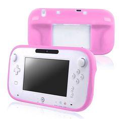 Soft Shell (Rosa) Nintendo Wii U Deksel