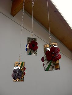 Poppy mirrors   by gardenreflections