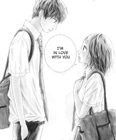 """I'm Inlove With You"" | via Tumblr"