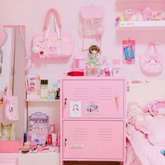 This time we researched pastel room décor ideas for nearly any room of your house. These pastel room décor ideas include from sofas to pillows, linens, and furniture. Pastel Decor, Pastel Pink, Pastel Colors, Cute Room Ideas, Cute Room Decor, Room Ideas Bedroom, Bedroom Decor, Kawaii Bedroom, Girl Room Decor
