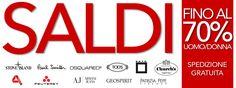 Saldi fino al 70% per #lui e #lei con #spedizionegratuita!  Compra su www.marsilistore.it >>> http://www.marsilistore.it/sale.html/ #sale #sconto #discount #promo #abbigliamento #shoppingonline