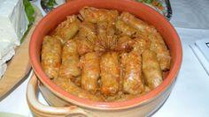Sarmaua, un preparat care a călătorit. Unde s-au născut sarmalele? Ukrainian Recipes, Hungarian Recipes, Ukrainian Food, Canadian Food, Chicken Wings, Shrimp, Main Dishes, Spices, Bacon