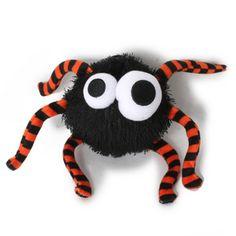 Shaggy Spider Toy