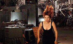 melinda may badass Melinda May, Fighting Gif, Black Widow Natasha, Natasha Romanoff, Ex Boyfriend, Marvel Cinematic Universe, Scarlett Johansson, Marvel Dc, Badass