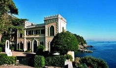 Italian Riviera Wedding Venues Zoagli Italy - http://www.atasteofbeauty.co.uk/