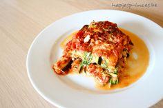 lasagne met gegrilde groenten en ricotta Jeroen Meus. Lasagne zonder pasta. Pure…