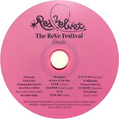 red velvet the reve festival finale (finale version) cd plate scan © scan by revelinkarmy on twt | icon, red velvet и joy Icon Png, Png Icons, Pink Cd, Cd Design, Easy Canvas Art, Kpop Posters, Phone Themes, Iphone Design, Twitter Layouts
