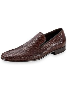 Shoe Artists Leather Lined Loafer