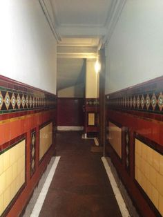 Tenement Tiles on | Pinterest | Hall, Scotland and Glasgow scotland