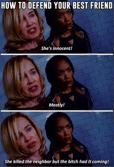 American horror story funny