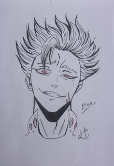 Draw Ban, the Fox of Avarice, from Lady Thalandir Naruto Sketch Drawing, Art Drawings Sketches Simple, Anime Sketch, Cartoon Drawings, Easy Drawings, Naruto Drawings Easy, Pencil Drawings, Drawing Ideas, Best Anime Drawings