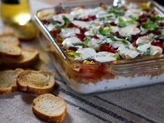 Get Trisha Yearwood's Italian Seven-Layer Dip Recipe from Food Network