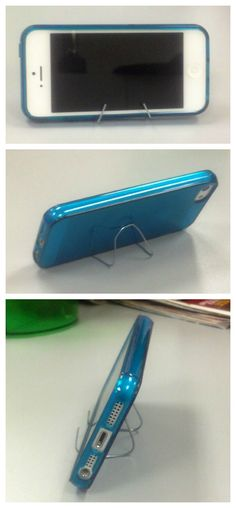 13 Ways to Use a #Paper #Clip Way 1: As a Phone Stand #DIY